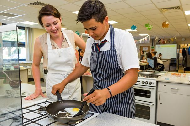 Be a host school for your own Food Safety course