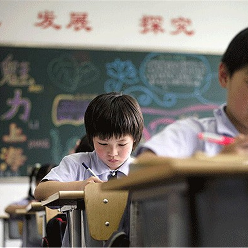 Chinese schools get a lesson from Britain