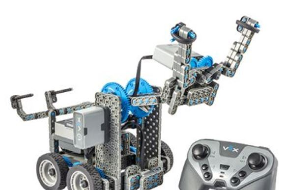 Develop your students STEM and employability skills and win VEX Kits