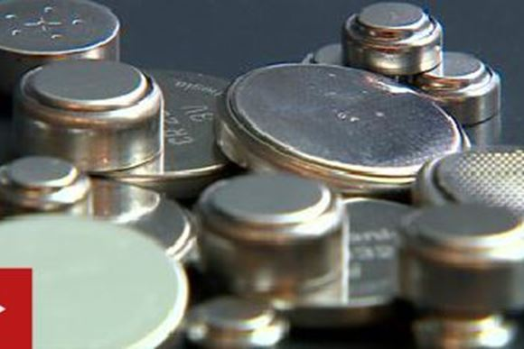 Button batteries pose 'deadly' risk to toddlers