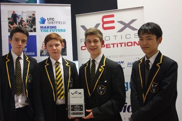 North East Schools - VEX Robotics National Finals