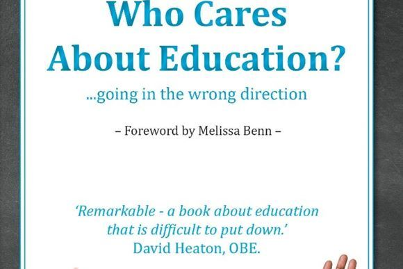 Who cares about education? by Eric MacFarlane