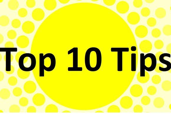 Top Ten Design & Technology Association tips for returning to school