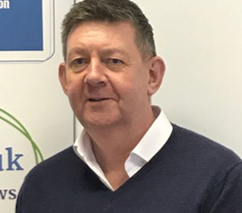 Announcing the new D&T Association Chief Executive, Tony Ryan
