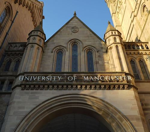 Alasdair Sinclair scholarship, supporting mechanical engineering students at the University of Manchester