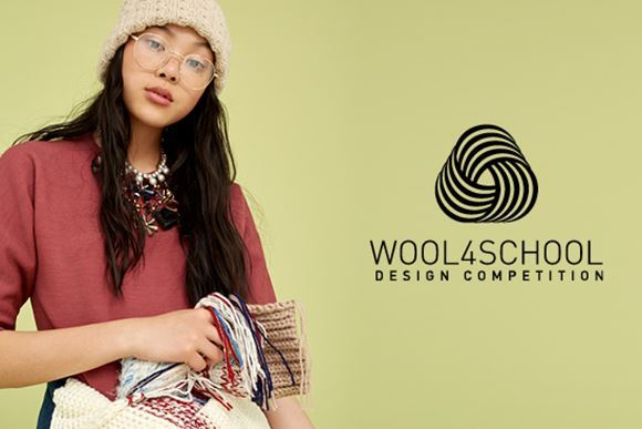 Wool4School tops the charts with student design competition