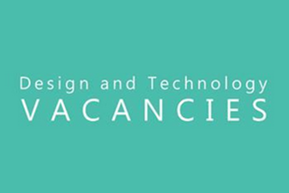 Design and Technology Association Job Pages