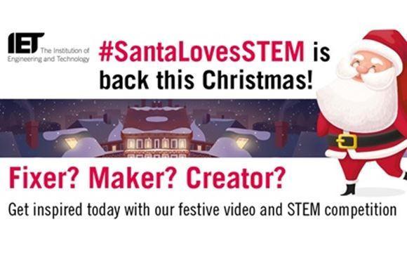 Santa Loves STEM 2018
