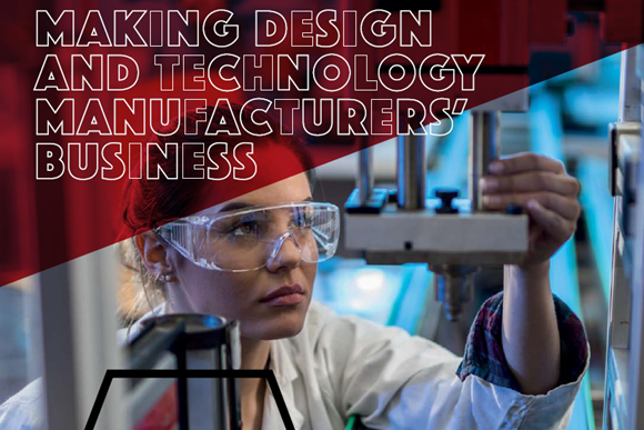 Making Design and Technology Manufacturers' Business