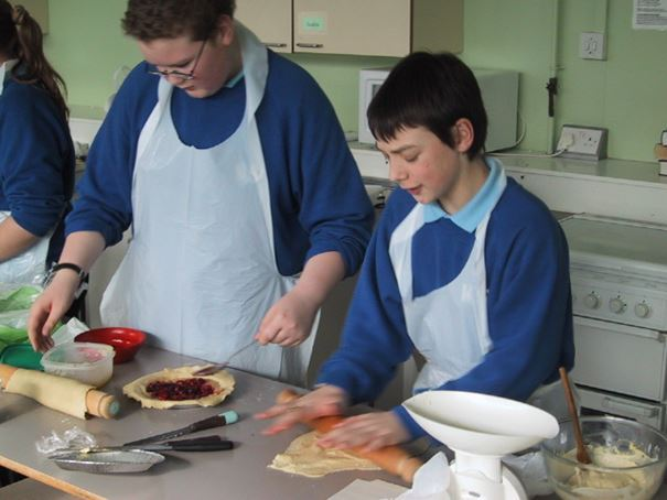 Teaching Food Safely in the Primary School