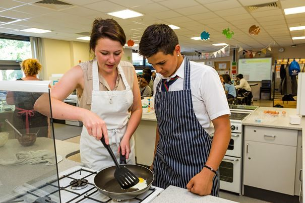 School Food Champion Programme