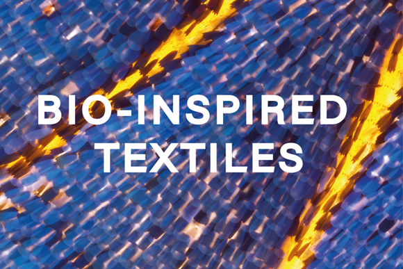 Can biology help us design more sustainable textiles?