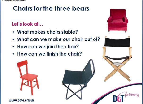 Chairs for Three Bears