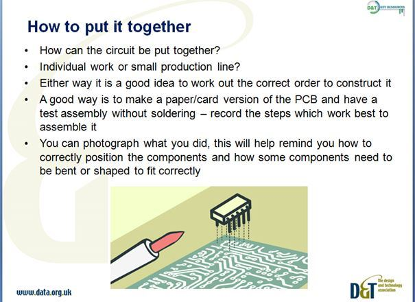 Circuit Diagrams Ks3 | Systems And Control Early Ks3 Y7 Design And Make Touch Torch D T