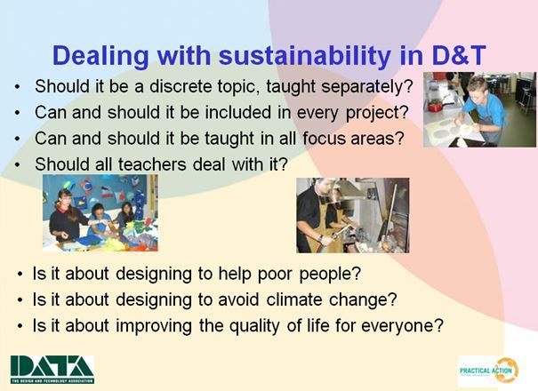 Education for Sustainable Design