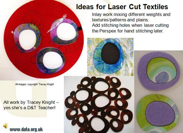 GCSE Textiles Rescue - Relevant use of CAD/CAM and e-textiles at GCSE