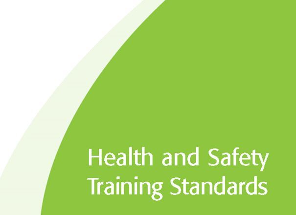 H&S Training Standards book Revised 2018