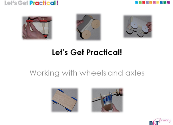 Wheels - working with wheels and axles