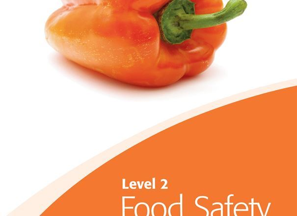 SET OF 10 - Level 2 Food Safety Made Easy