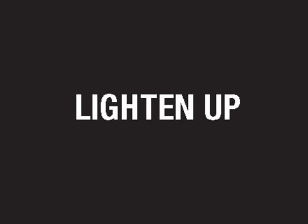 Lighten Up: Switched-on Sustainable Lighting