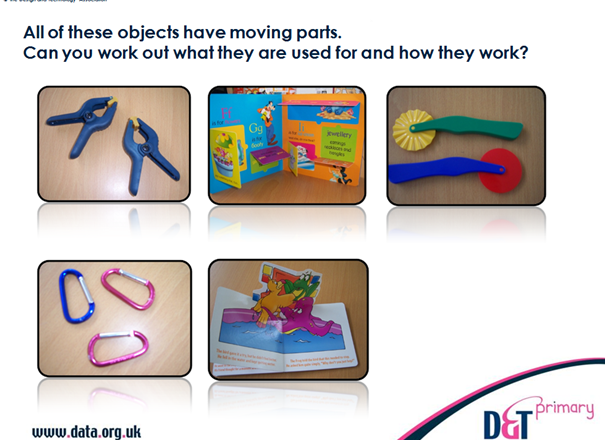 Moving pictures (links to Literacy) YR1