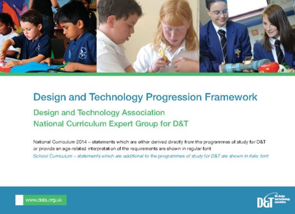 Design and Technology Progression Framework