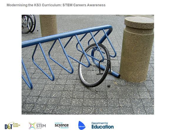 STEM Careers resources Design and Make It