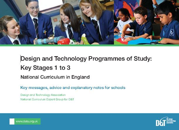 Annotated Programme of Study – Key messages, advice and explanatory notes for schools - Six printed copies