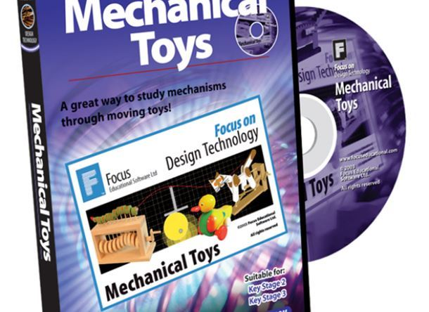 Focus Mechanical Toys Single Licence