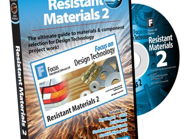 Focus Resistant Materials 2 Single Licence