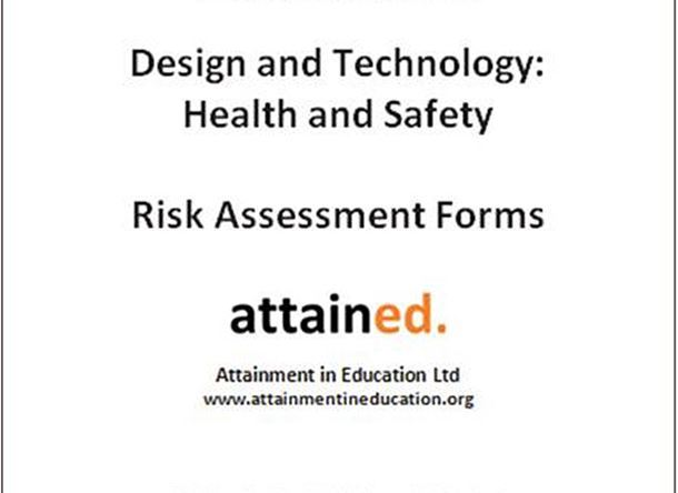 D&T Health and Safety Risk Assessment Forms
