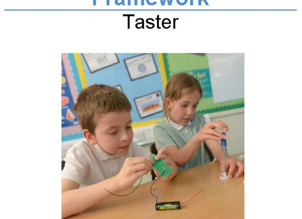 Primary Self-Review Framework Taster