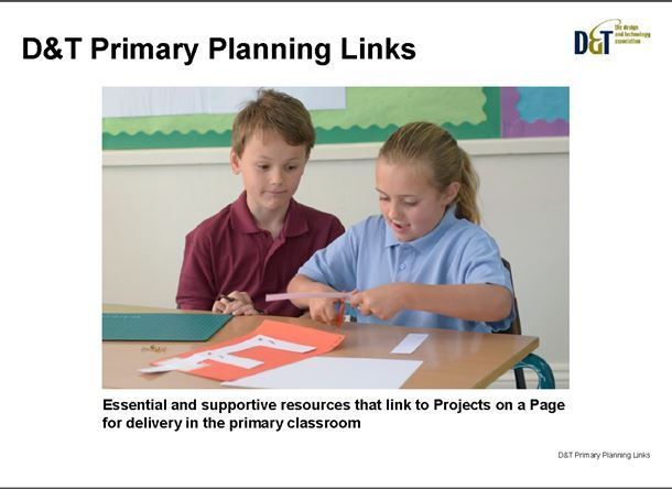 Primary Planning Links