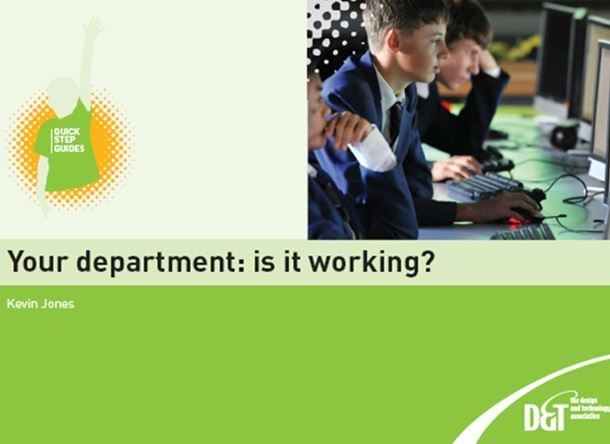Quick Step: Your Dept: Is it Working?