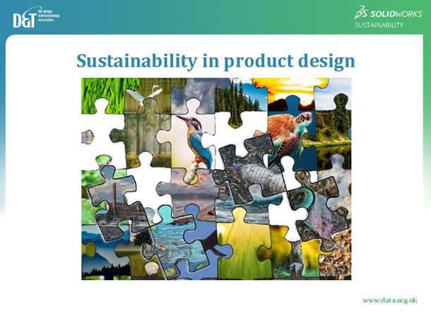 Sustainability in product design